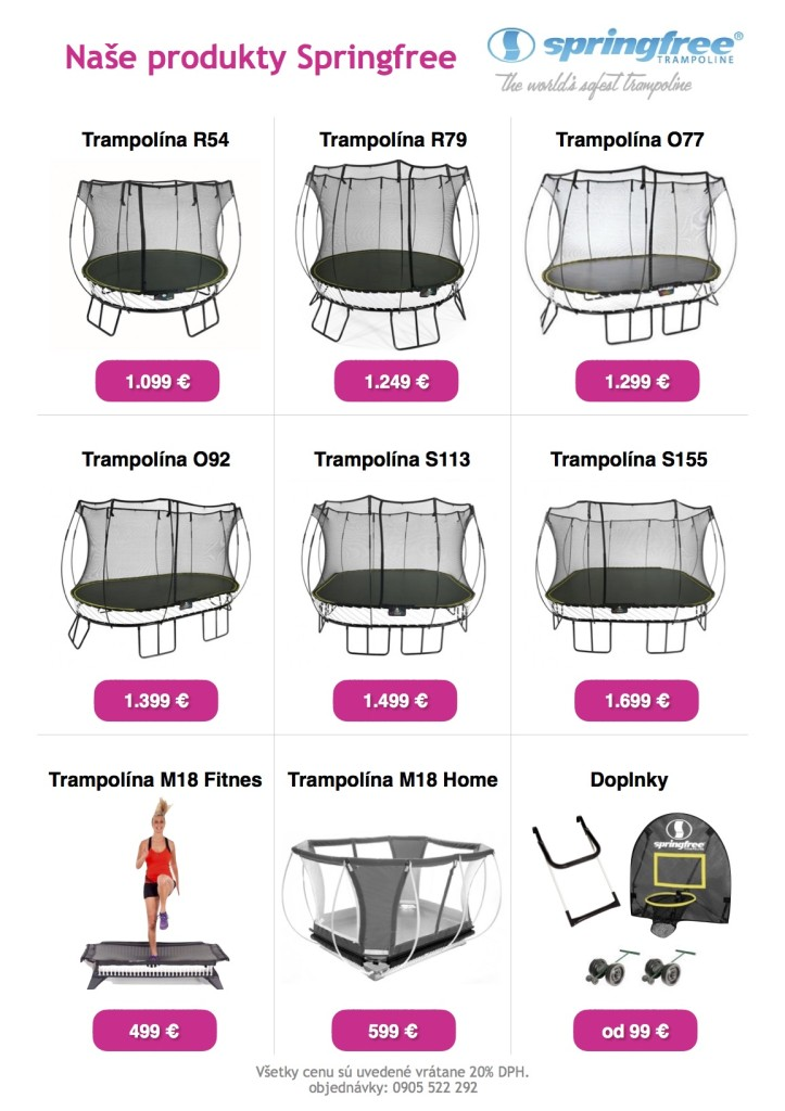 Springfree trampoliny 201605b